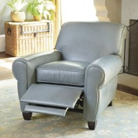 Paris Leather Recliner - Traditional - Recliner Chairs ...
