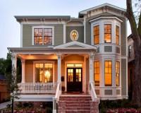 Houston Heights Project 1 - Victorian - Exterior - houston ...