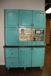 Hoosier Cabinet Reproduction - Farmhouse - Kitchen ...