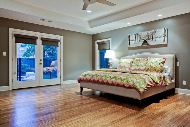 Del Roy Project Nortex Custom Hardwood Floors