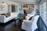 Evanston Award Winning Kitchen - Traditional - Family Room ...