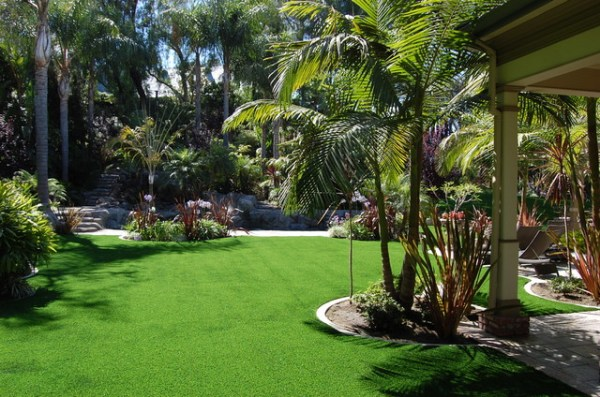residential features - tropical