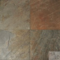 Copper Slate Tile - Traditional - Wall And Floor Tile ...