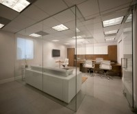 Modern Office Space - Contemporary - miami - by Guimar ...