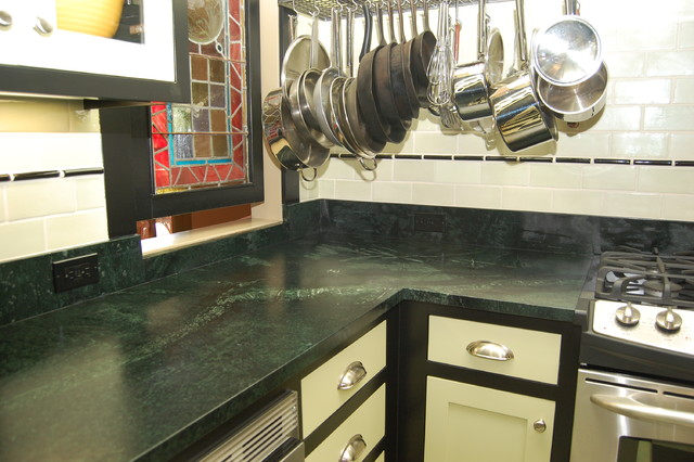 soapstone kitchen counters farmhouse sink - modern san diego by ...