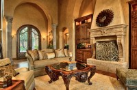 Tuscan Stage Decorations - House Furniture