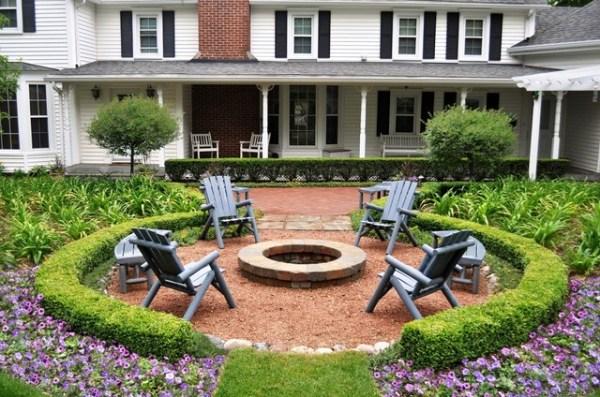 farmhouse fun traditional-patio