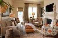 Wesley-Wayne Interiors Family Rooms - Beach Style - Family ...