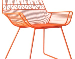 Modern Metal Outdoor Chairs