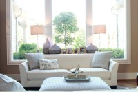 Transitional Lavender and Blue Frisco Home - Transitional ...