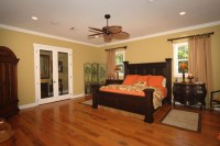 Key West Style New Home Bedrooms