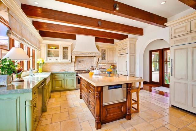 remodeling open kitchen living room recycle bin hermosa beach hilltop mediterranean interiors ...