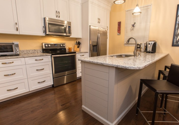 Kitchen Cabinets Island