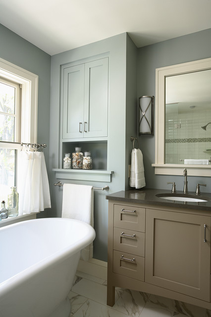 Serene Escape Master Bath eclectic bathroom
