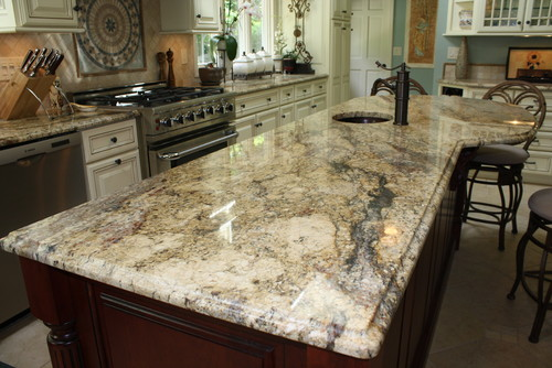 Yellow River Granite  Granite CountertopsSlabs Tile