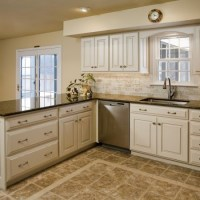 Period Inspired Restored Kitchen Cabinets - Eclectic ...