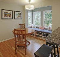 Breakfast Room Bump-Out - Transitional - Dining Room - dc ...