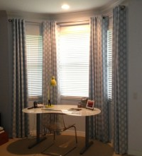 Drapery Ideas - Contemporary - Curtains - tampa - by ...
