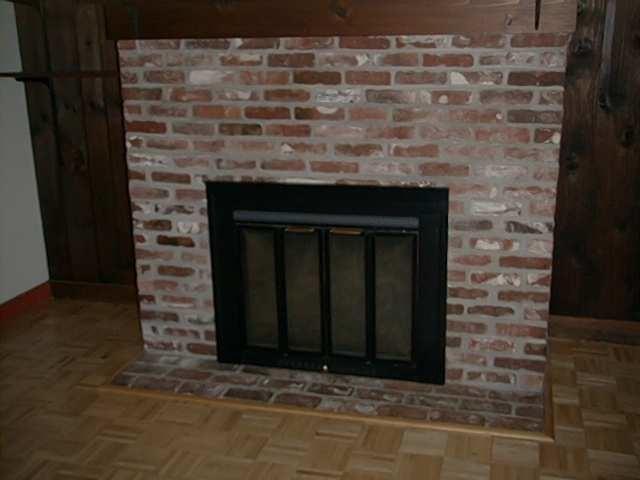 Fireplace refacing  Modern  manchester NH