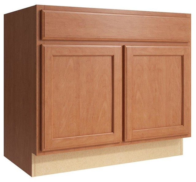 Cardell Cabinets Stig 36 in W x 31 in H Vanity Cabinet
