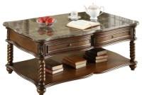 Homelegance Lockwood 3-Piece Rectangular Coffee Table Set ...