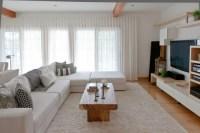 White Living Room & Beyaz Salon - USTA GREMEZ