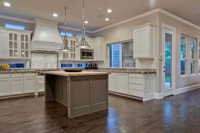 Marquita Avenue Dallas TX contemporary-kitchen