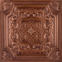 DCT 04 Faux Tin Ceiling Tile Drop in 24x24