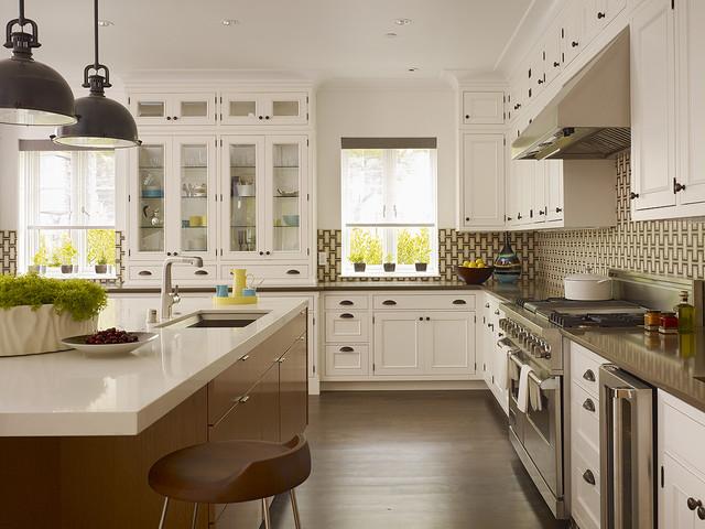 contemporary kitchen by Steven Miller Design Studio, Inc.