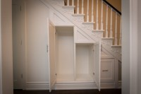 Toronto Cabbagetown Hallway Under Stairs Custom Closet ...