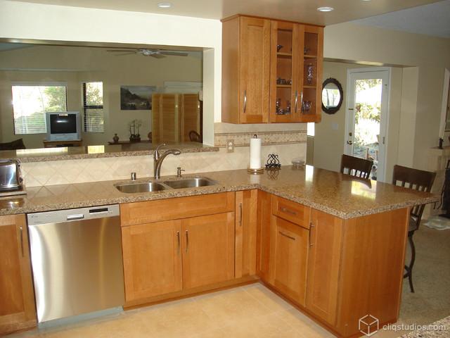 Outstanding Oak Kitchen Upgrade