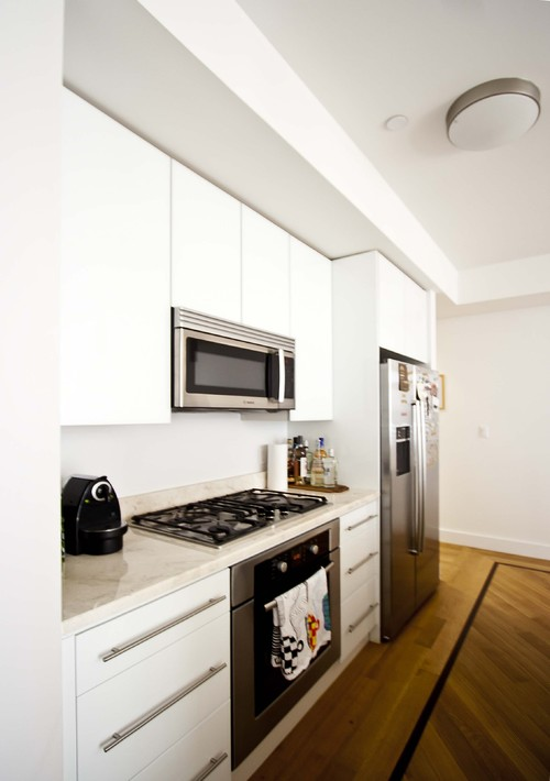 Can You Place a GasElectricInduction Cooktop Over A Wall