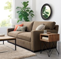 Crate And Barrel Living Room Chairs