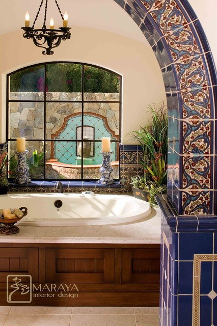 Decorating Around Garden Tub