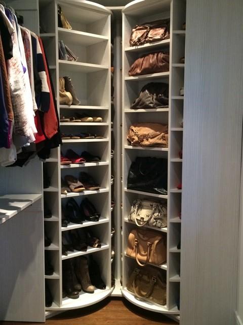 Shoe Rack Closet System  Lazy Lee products llc  shoe