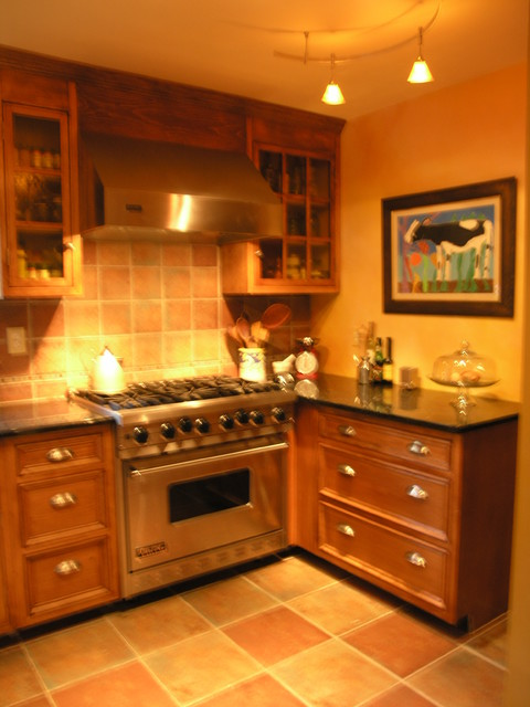 Adirondack Style Interiors  Eclectic  Kitchen  other