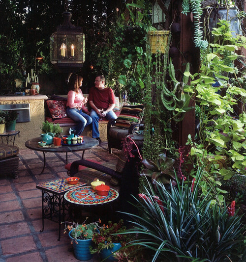 Outdoor Patio Furniture Lewisville Tx: 12 Creative Outdoor Rooms