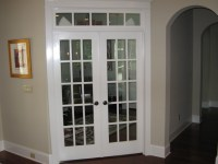 Interior Double French Doors
