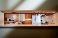 Reston Kitchen - Wall Opening - Contemporary - Kitchen ...