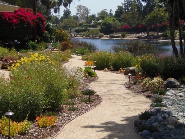 california native water front