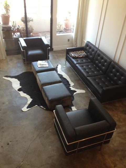 living room showrooms grey sofa decor rooms inventrush converted car dealer showroom
