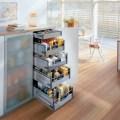 Blum kitchen accessories storage drawers contemporary kitchen products