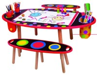 Alex Super Art Table - Contemporary - Kids Tables And ...