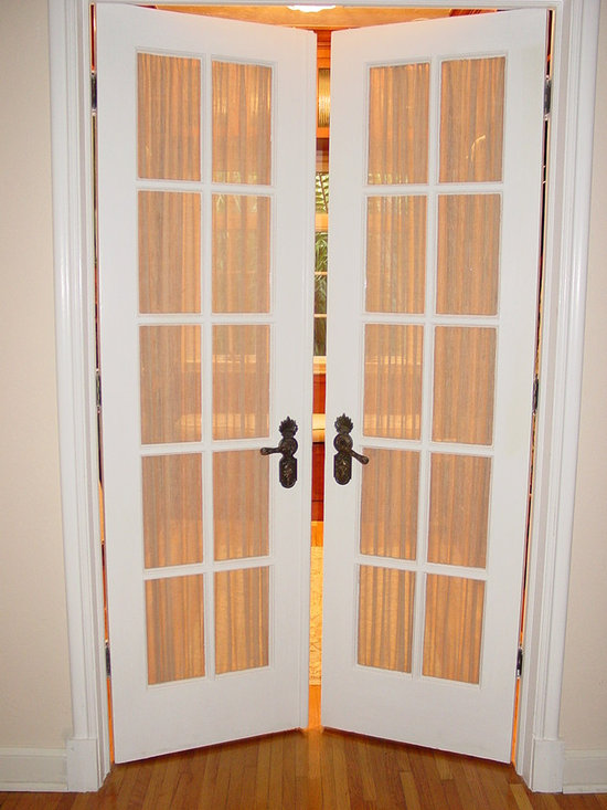 French Doors Storage & Closets Design Ideas, Pictures