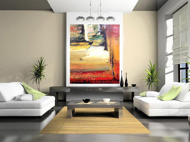 Home Decor Art Ideals  Contemporary  Paintings