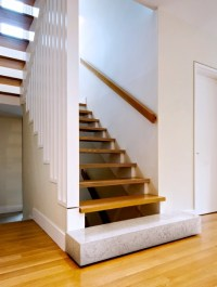 Staircase - Modern - Staircase - toronto - by Andrew Snow ...