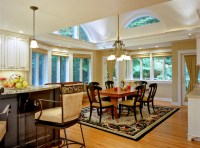 Barrel Vaulted Ceiling and Dormers and Remodeled Kitchen