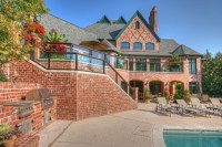 Luxury Deck and Patio - Traditional - Patio - st louis ...