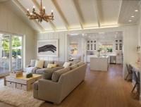 Modern farmhouse - Farmhouse - Living Room - san francisco ...