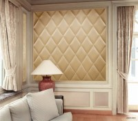 Faux Leather Wall Panel - Modern - new york - by My Luxury ...